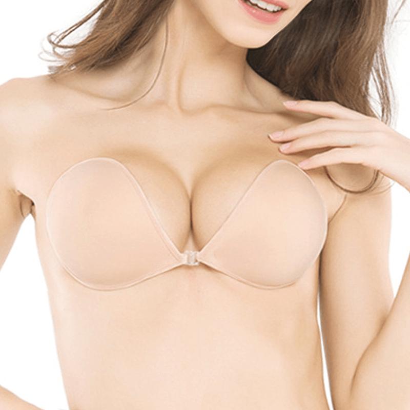 Insivible Seamless Adhesive Bra - Niidor