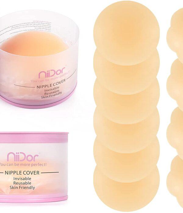 Reusable Adhesive Nipples Pasties