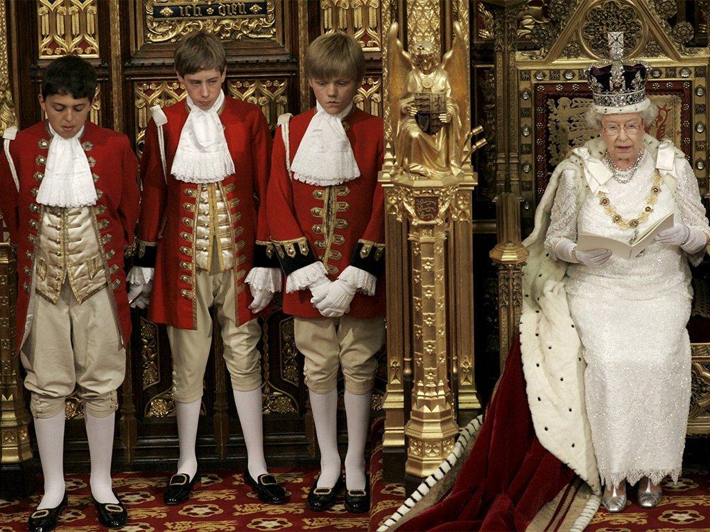Queen 's Speech