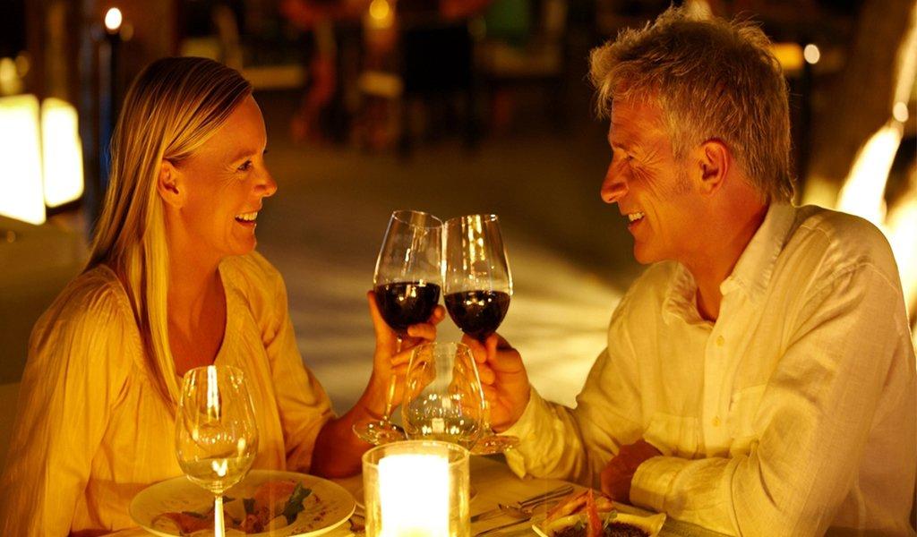 dinner romantic